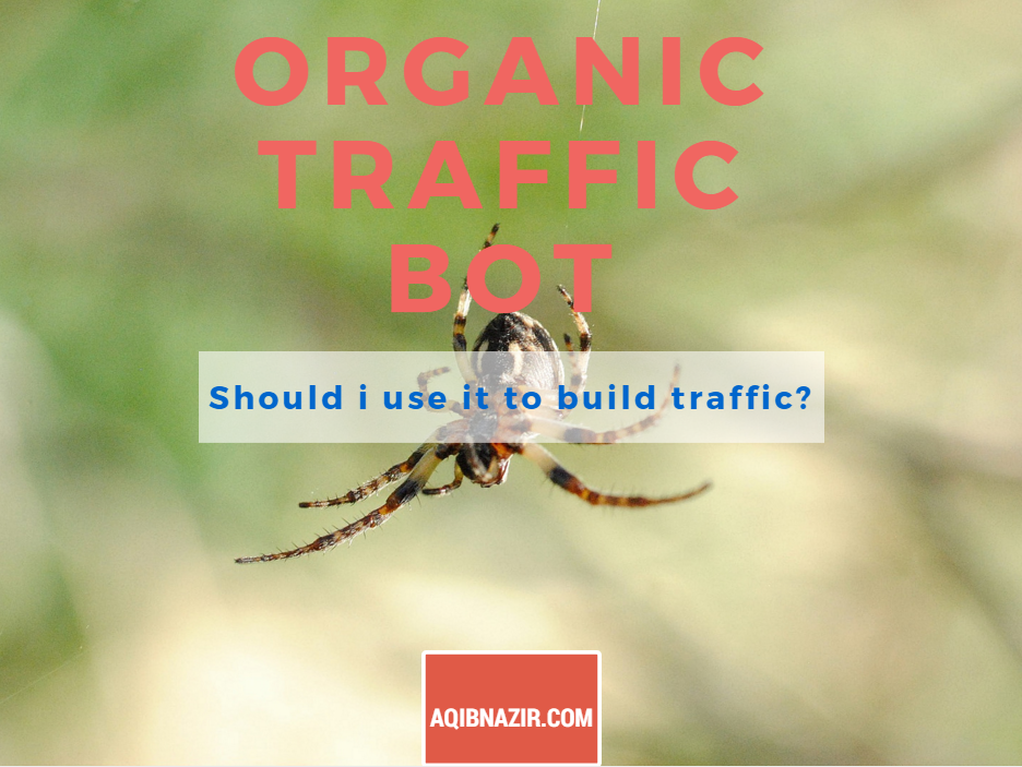 organic traffic bot analysis and its impacts
