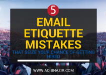email etiquette mistakes Cover