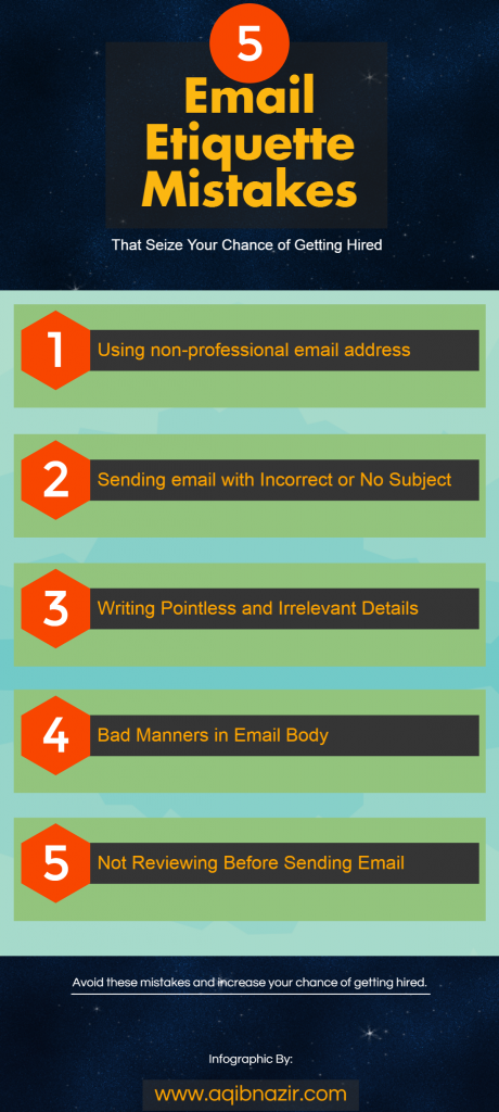 common email etiquette mistakes