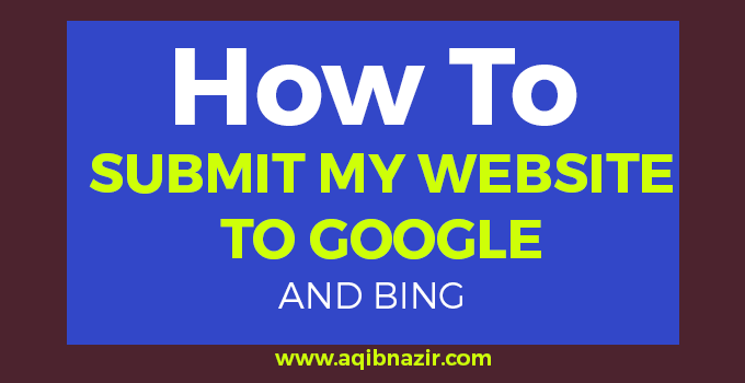 How to Submit My Website to Google