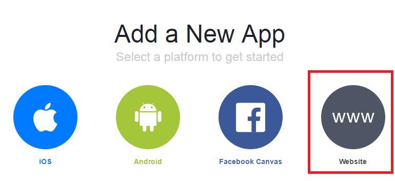 Add a New App