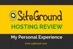SiteGround Hosting Review Cover