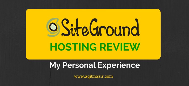 Amazon  Siteground Hosting Offer
