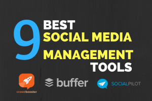 Best Social Media Management Tools